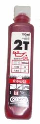 Olej do benzinu pro 2 takt červený