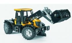 Traktor JCB Fastrac 3220 s nakladačem