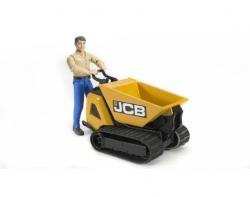 Manipulátor JCB Dumpster HTD-5 s panáčkem