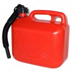 Kanystr 5 litrů (polyethylen)