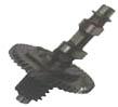 Hřídel vačková pro GXV 160 9 zubů